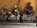 Great Lama Temple Beijing IMG 5773 Hall of Eternal Harmony 18 flanfing luohans.jpg