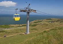Great Orme cable car, Llandudno - geograph.org.uk - 1406487.jpg