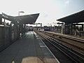 Greenwich station DLR southbound.JPG
