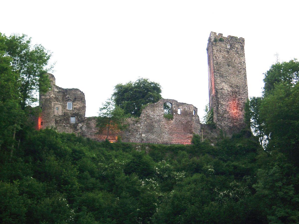 Px Grenzau Burg
