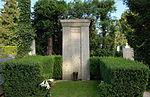 Gustav Mahler tomb