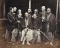 Group-Samurai-Scholars-Nagasaki-1864-Ueno-Hikoma.png