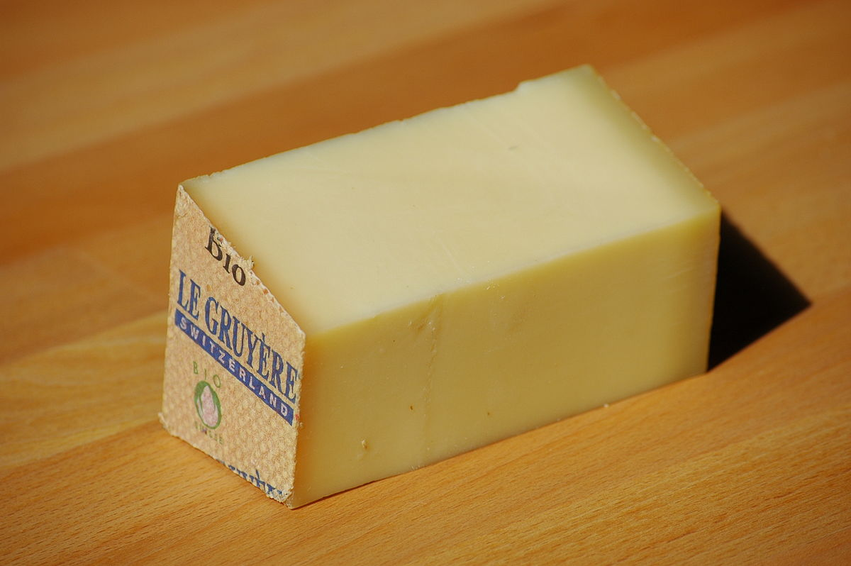 Gruyère cheese - Wikipedia