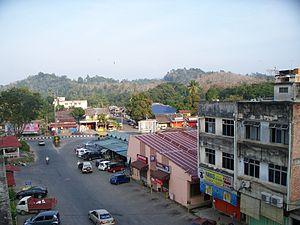 Gua Musang District - Gua Musang Town