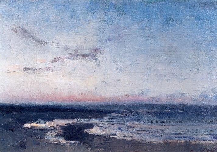 Guillaume Vogels - L%27aurore, Mer du Nord