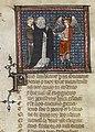 Guillaume de Lorris - Le roman de la rose - Walters W143 - Reverse Detail.jpg