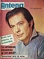 Guillermo Bredeston by Olga Masa, Antena 1969.jpg