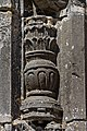 Guimiliau - Enclos paroissial - le portail - Statue du piédroit - PA00089998 - 016.jpg