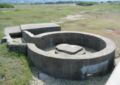 Gun emplacement German occupation St Ouen's Bay Jersey.jpg