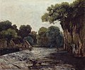 Gustave Courbet - L'écluse de la Loue - Google Art Project.jpg
