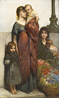 Gustave Doré - Flower Sellers of London - Google Art Project.jpg