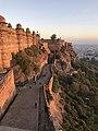 Gwalior Fort at Gwalior, Madhya Pradesh.jpg