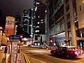 HK 中環 Central 皇后大道中 Queen's Road night May 2019 SSG 05.jpg