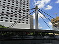 HK Admiralty 香港美國銀行中心 Bank of America Tower footbridge Summer July-2010.JPG