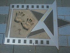 Kenneth Tsang - Kenneth Tsang's star on Avenue of Stars, Hong Kong.