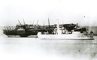 HMSAS <i>Afrikander</i>