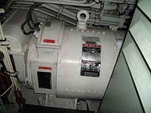 HMS Ocelot 1962 880V dynamo.JPG