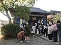 Haiden of Sakamoto Hachiman Shrine 2.jpg