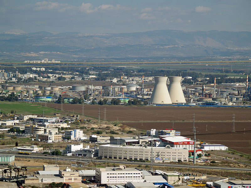 Haifa Oil Refinery