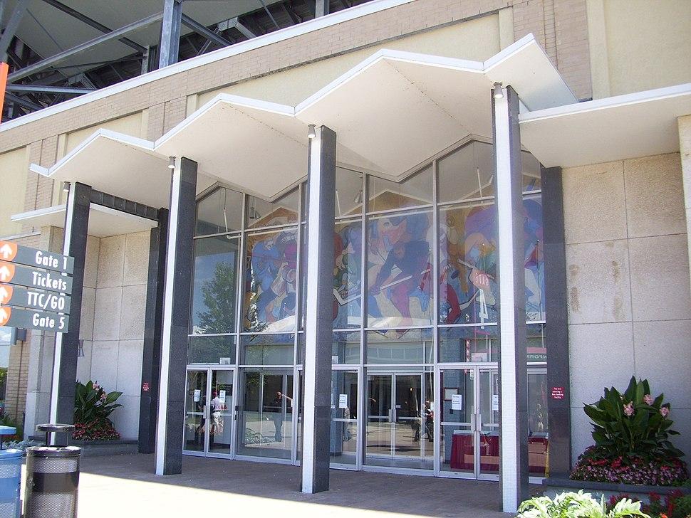 Hall of Fame Facade
