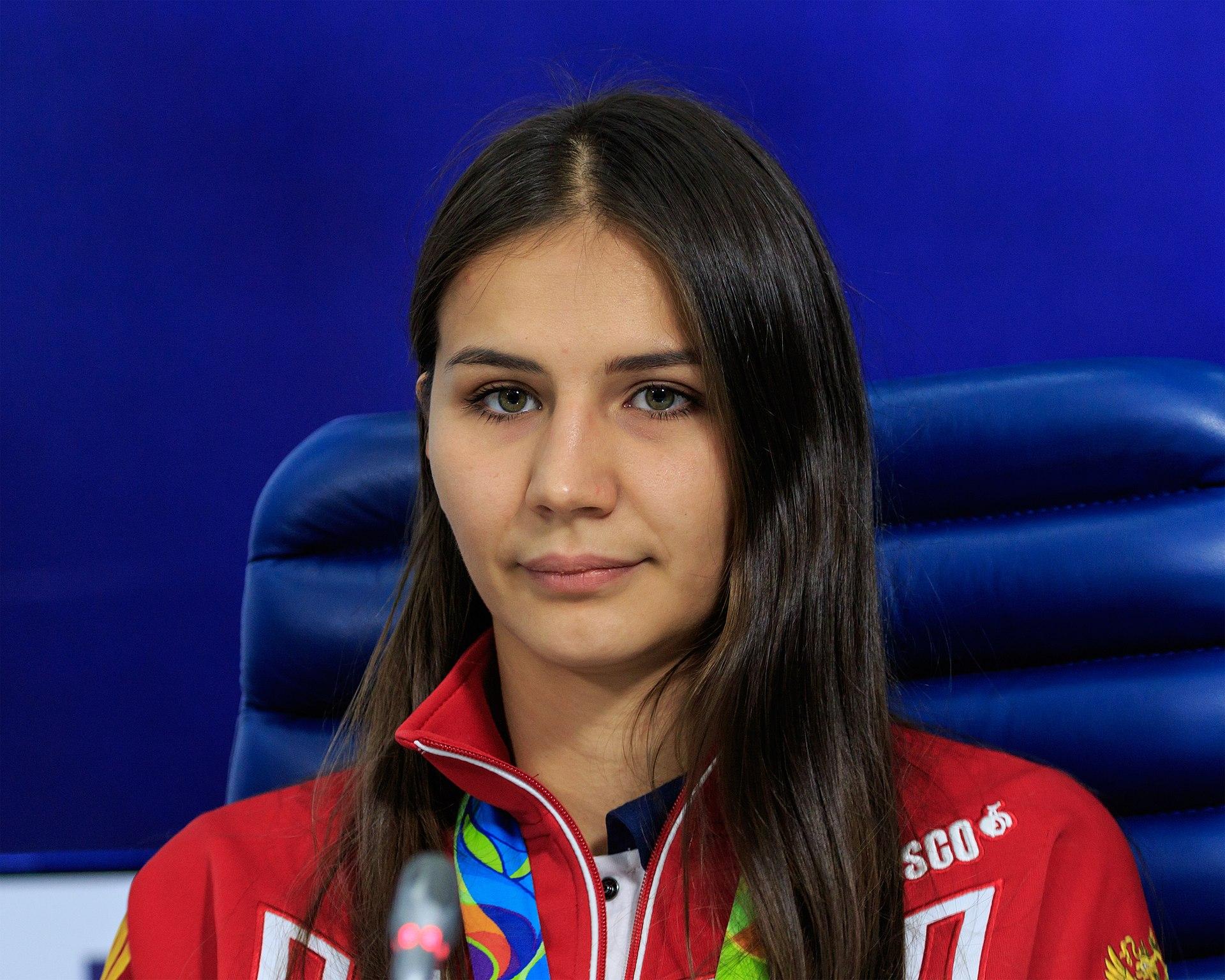 Yekaterina Ilyina - Wikipedia