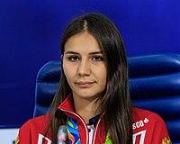 Handball Ekaterina Ilyina MoscowTass 08-2016.jpg