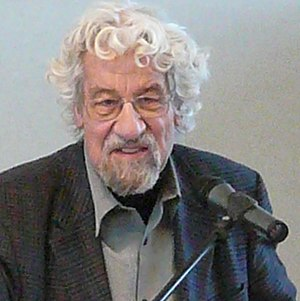 Hans-Peter Dürr - Hans-Peter Dürr in December 2007