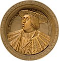 Hans Kels der Ältere, Spielstein mit dem Porträt von König Ferdinand I., um 1530.jpg