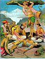 Hanuman came to rescue.jpg