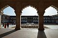 Harem Court - Khas Mahal Complex - Agra Fort - Agra 2014-05-14 4140.JPG