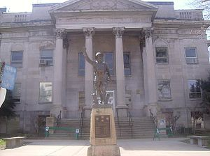 Harlan County, Kentucky - Harlan County Courthouse