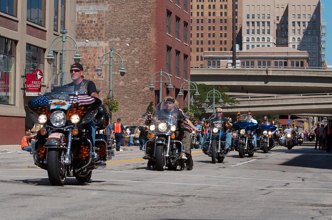 F Harley Davidson Grill