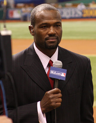Harold Reynolds - Reynolds with MLB.com at the 2008 World Series