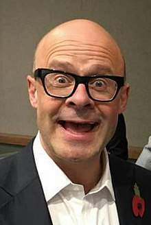 Harry Hill at the Action Duchenne international research conference, November 2016 (cropped).jpg