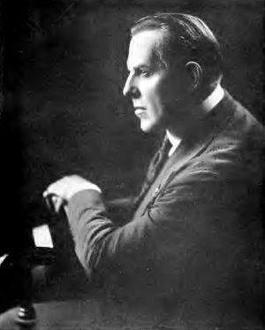 Harry T. Morey - 1920 promotional photograph