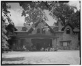 Hart Mansion, Carriage House, 224 Forrest Avenue, Ambler, Montgomery County, PA HABS PA,46-AMB,9A-3.tif