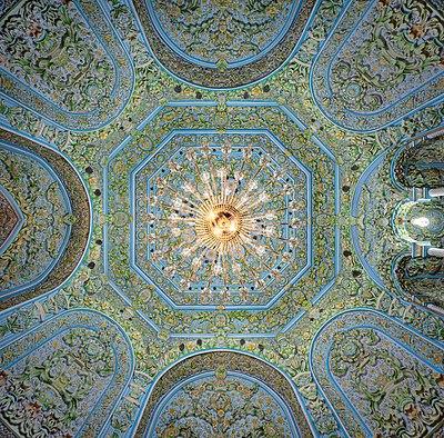 Hasan Ashtiani's Tomb at Fatima Masumeh Shrine3, qom, iran