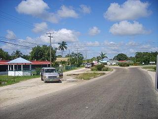 Hattieville Place in Belize District, Belize
