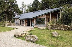Dartmoor National Park Authority - The Haytor information centre