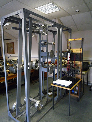 Heath Robinson (codebreaking machine) - Image: Heathrobinsonmachine tnmoc