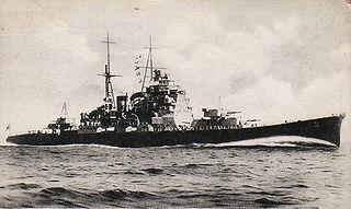 Japanese cruiser <i>Maya</i>