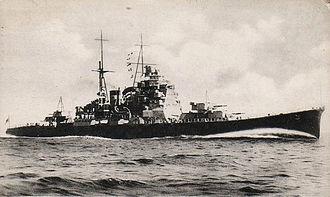 Japanese cruiser Maya - Image: Heavy Cruiser Maya