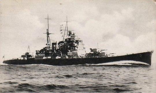 Heavy Cruiser Maya