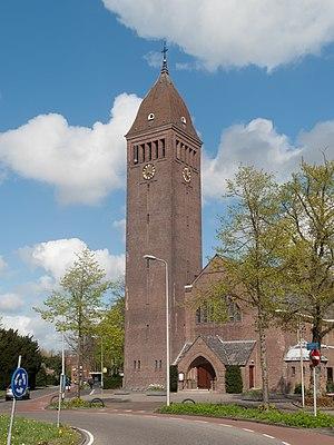 Heemstede - Image: Heemstede, Onze Lieve Vrouw Hemelvaartskerk foto 3 2014 04 13 16.02