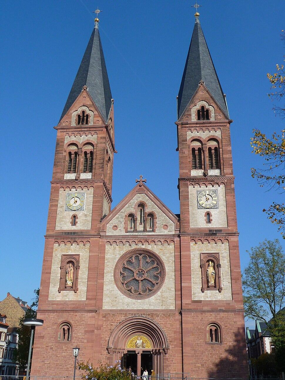 Heidelberg St Bonifatius
