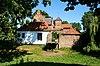 foto van Kasteel Heijen: hoofdgebouw met bijgebouwen, poort en tuinmuur