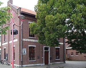 Houthalen-Helchteren - Image: Helchteren Gemeentehuis