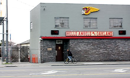 Hells Angels clubhouse in Oakland, California Hells Angels-02-MJ.jpg