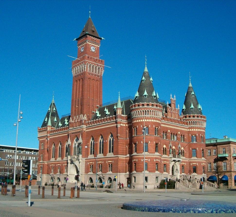 Helsingborg Rådhuset