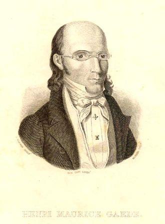 Heinrich Moritz Gaede - Image: Henri Maurice Gaede 00